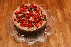 Gâteau de glace Image stock