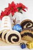 Gâteau de graine d'oeillette Photos stock