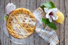 Gâteau de grand-mamans Photo stock