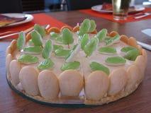 Gâteau de grenouille Photo libre de droits