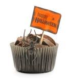 Gâteau de Halloween Photographie stock