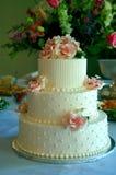 Gâteau de Hatbox Photos libres de droits
