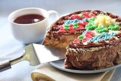 Gâteau de Kiev Images libres de droits