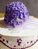 Gâteau de l'anglais Photos stock