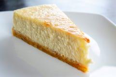 Gâteau de lait photo libre de droits