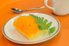 Gâteau de lanière de Foi Image stock