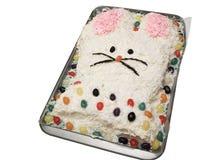 Gâteau de lapin Photographie stock