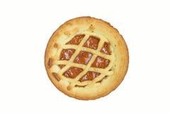 Gâteau de Linzer Images libres de droits