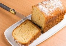 Gâteau de livre photo stock