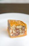 Gâteau de lune Image stock