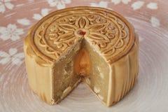 Gâteau de lune Images libres de droits