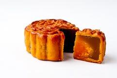 Gâteau de lune chinois Image stock