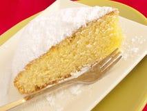 Gâteau de marguerite Photos libres de droits