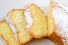 Gâteau de marguerite Photos stock