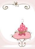 Gâteau de mariage illustration de vecteur