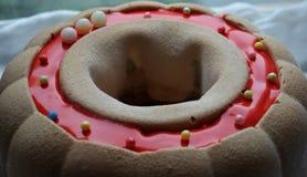 Gâteau de mousse Photo libre de droits