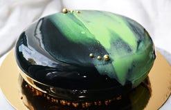 Gâteau de mousse Image libre de droits