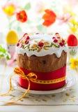 Gâteau de Pâques photo stock
