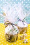 Gâteau de Pâques Images stock