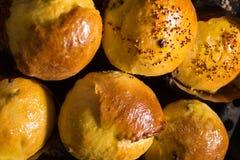 Gâteau de Pâques handmade Tradition nationale ukrainienne Vue supérieure image stock