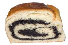Gâteau de pavot Image libre de droits