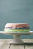 Gâteau de Pinata Photo stock