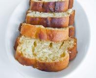 Gâteau de plomb Photographie stock libre de droits