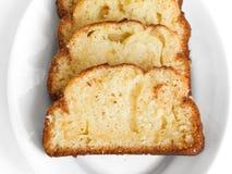 Gâteau de plomb. Photographie stock libre de droits