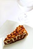 Gâteau de praline photos libres de droits
