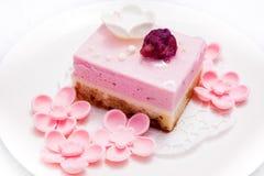 Gâteau de ressort Photos libres de droits