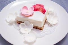 Gâteau de ressort Photo libre de droits