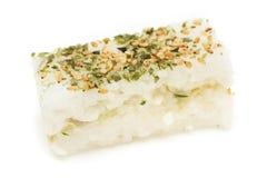 Gâteau de riz Images libres de droits
