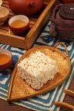 Gâteau de riz Photographie stock