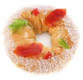 Gâteau de roi photos stock