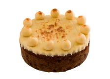 Gâteau de Simnel Photo libre de droits