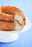 Gâteau de son d'avoine Photographie stock