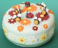 Gâteau de sucre Image stock