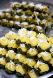 Gâteau de Sugarpalm Photographie stock