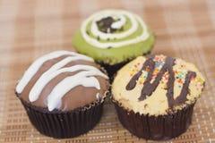 Gâteau de tasse Images stock