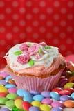 Gâteau de tasse Photographie stock libre de droits