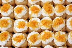 Gâteau de tasse Image stock