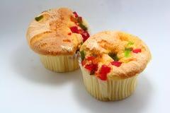 Gâteau de tasse Image libre de droits