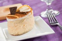 Gâteau de Tres Leche photographie stock