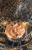 Gâteau de Veille de la toussaint photo libre de droits