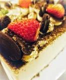 Gâteau doux Photo stock