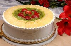 Gâteau doux Photos stock