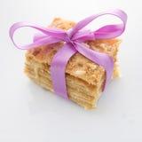 Gâteau doux Images libres de droits