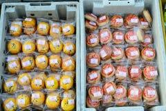 Gâteau doux de Chinois Photographie stock libre de droits