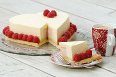 Gâteau du jour de mère Photos stock