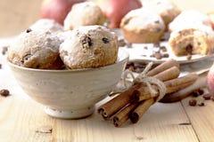 Gâteau exquis de myrtille images stock